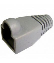Колпачок изолирующий RJ-45 (100 шт/уп.) Grey