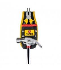 Topex Карман для инструмента с петлей для молотка