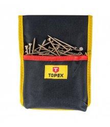 Карман Topex для инструмента и гвоздей