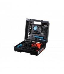 Makita Дрель ударная M8103KX2 430Вт, 13мм + комплект ручного и расходного инструмента