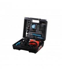 Makita Дрель ударная M8100KX2 710Вт, 13мм + комплект ручного и расходного инструмента