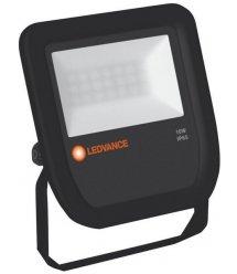 Прожектор уличный LED LEDVANCE FLOOD LED 10W/4000K BK 100DEG IP65