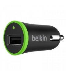 Автомобильное ЗУ Belkin Car Charger 5W MicroUSB 1.2м, black