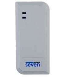 Считыватель SEVEN CR-7451 EM white