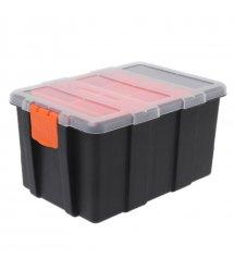 Пластмассовый переносной ящик для инструментов F-156D 220х155х111мм