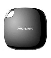 Мобильный SSD-накопитель Hikvision на 120 Гб HS-ESSD-T100I(120G)(Black)