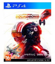 Игра PS4 Star Wars™: Squadrons [Blu-Ray диск]