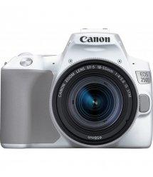 Цифр. фотокамера зеркальная Canon EOS 250D kit 18-55 IS STM White