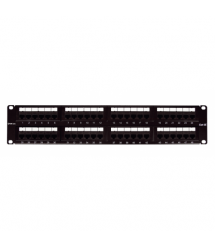 Патч-панель OK-net 48 портов Кат.5e UTP (OK-PP104-5EU48)