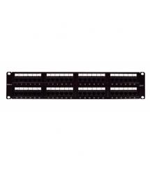 Патч-панель OK-net 48 портов Кат.6 UTP