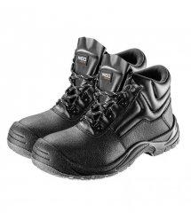 Ботинки Neo профессиональные O2 SRC, кожа, размер 42, CE