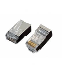 Коннектор OK-net RJ-45 Кат.5e FTP 3U (OK-J101,681-3101)