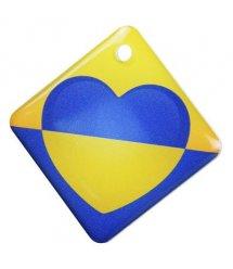 Брелок RFID KEYFOB EM RW Heart