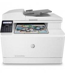 МФУ А4 цв. HP Color LJ Pro M183fw с Wi-Fi