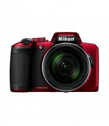 Цифр. фотокамера Nikon Coolpix B600 Red