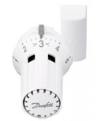 Термоголовка Danfoss RAW-K 5032 с выносным датчиком, резьба М30 х 1.5 белая