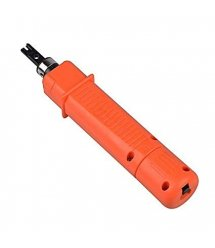 Инструмент HT-314B для заделки витой пары в кроссы, патч-панели, розетки, модули с контактами типа: 66 - 88 - 110 IDC, SLA