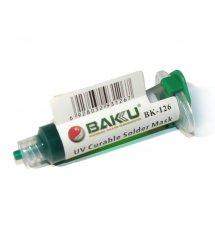 Лак изоляционный Baku BK-126, 8 гр (UV Curable Solder Mask for PCB)