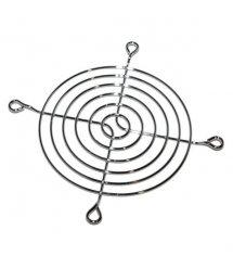 Решетка (гриль) для вентиляторов 92mm, Silver