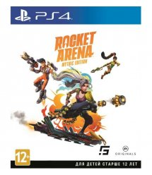 Игра PS4 Rocket Arena Mythic Edition[Blu-Ray диск]