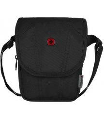 """Сумка Wenger, BC High, Flapover Crossbody Bag 10"""", (чёрная)"""
