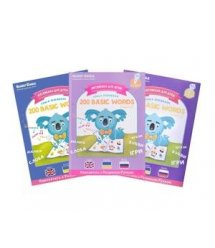 Набор интерактивных книг Smart Koala English (1,2,3 сезон)