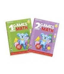 """Набор интерактивных книг Smart Koala """"Игры математики"""" (1,2 сезон)"""