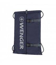 Рюкзак Wenger, XC Fyrst, лёгкий, шнуровые лямки, (синій)