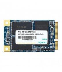 Твердотельный накопитель SSD Apacer mSATA 120GB 3D TLC