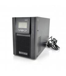 ИБП с правильной синусоидой PT-1KL-LCD, 1000VA (900Вт), 24В, Ток макс. A, под внешний АКБ (**)