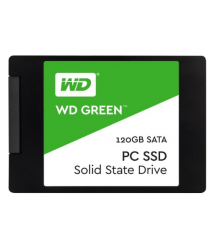 """Накопитель SSD 2.5"""" WD Green 120GB SATA TLC"""