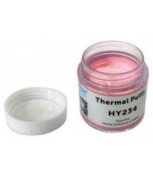 Силиконовая паста термопроводная HY-234 10g, банка, Grey, 4,0W
