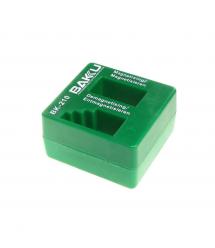 Магнит для отверток, Green, Blister