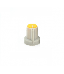 Ручка AG1 для многооборотных прецезионных проволочных потенциометров WH148, Yellow, 100шт в упаковке, цена за штуку