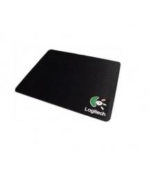 Коврик 180*220 тканевой LogiTech, толщина 2 мм, цвет Black, Пакет