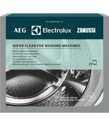 Electrolux Средство для глубокой очистки стиральных машин, 2 саше x 50 гр