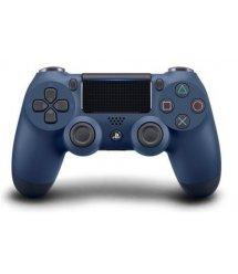 Геймпад беспроводной PlayStation Dualshock v2 Midnight Blue