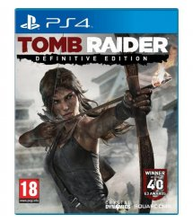 Игра PS4 Tomb Raider Definitive [PS4, Russian version]