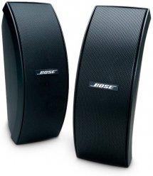 Всепогодные динамики Bose 151 Environmental Speakers для дома и улицы, Black (пара)