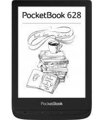 Электронная книга PocketBook 628, Ink Black