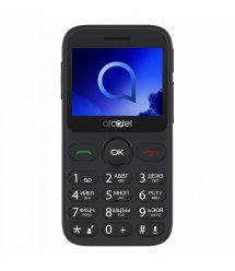 Мобильный телефон Alcatel 2019 Single SIM Metallic Gray