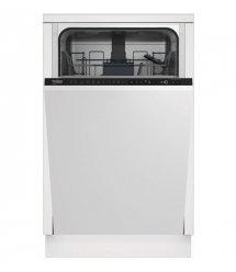 Встраиваемая посудомоечная машина Beko DIS26022 - 45см./инвертор/10 компл./6 прогр /А++