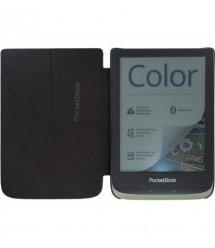 Чехол PocketBook Origami U6XX Shell O series, dark grey