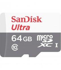 SanDisk microSDHC C10 UHS-I[SDSQUNR-064G-GN3MA]