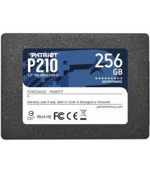 """Твердотельный накопитель SSD 2.5"""" Patriot 256GB SATA TLC P210"""