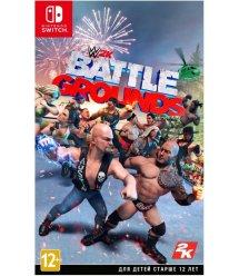 Игра Switch WWE 2K BATTLEGROUNDS