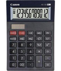 Калькулятор Canon AS-120 Black