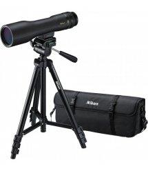Подзорная труба Nikon PROSTAFF3 16-48X60