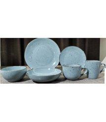 Чашка Ardesto Bagheria, 360 мл, Misty blue, керамика