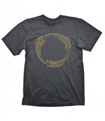 """Футболка The Elder Scrolls """"Ouroboros"""", размер L"""